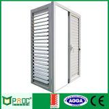 Finestra di alluminio poco costosa dell'alluminio di prezzi/dell'otturatore (PNOC007LVW)