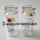 10ml d'impression d'injection Flacon avec 4 couleurs d'emballage de stéroïdes