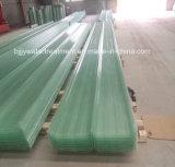 ガラス繊維によって補強されるポリエステル (FRP)波形の屋根ふきシート