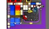 Места развлечений Niuniu тема игровая площадка для установки внутри помещений