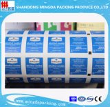 Papier chaud de papier d'aluminium de vente