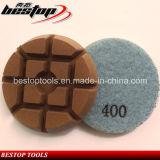 Almofada usada seca do concreto da resina da alta qualidade 10mm densamente
