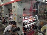 Machine d'impression de couleur de rotogravure pour 2 4 6 couleurs