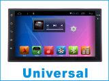 7インチのための人間の特徴をもつシステム車DVD GPSユニバーサル運行かBluetooth/TV/WiFiと