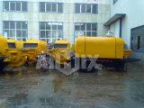 Petite pompe à béton Diesel (30m3/h)