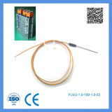 De Sensor van de Temperatuur van Flexable van Feilong voor het de Hete Klep van de Agent en Systeem van de Pijp
