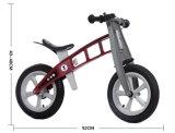균형 자전거가 플라스틱 아이들 균형 자전거 자전거에 의하여 농담을 한다