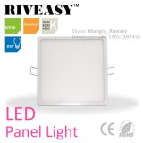 Plaza de 8W Thin Panel LED Luz con alta calidad Ce&RoHS