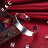 De hete Verkopende Armband van het Ontwerp van de Juwelen van de Manier Eenvoudige Unisex- Grote