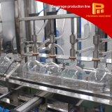 수생 식물 프로젝트를 위한 자동적인 5L-10L 병에 넣은 물 충전물 기계
