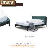 Heiße Verkaufs-Schlafzimmer-Möbel-hölzernes Plattform-Bett
