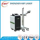 Prezzo automatico della macchina della marcatura del laser della fibra di volo 30With50W