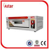 Bäckerei-Geräten-Pizza-Gas-Ofen mit Timer für Gaststätte-Bäckerei-System-Großverkauf-Lieferanten in China