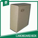 Caixa de empacotamento personalizada do único potenciômetro ondulado de Coffee&Tea b flauta da parede