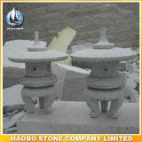 Decorazione giapponese di Graden delle lanterne all'ingrosso della roccia