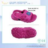 Clogs ЕВА малышей раскрывают сандалии Clogs детей ЕВА пальца ноги