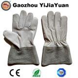 Перчатки руки заварки TIG верхней кожи козочки ранга защитные
