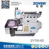 Zy700-6D 6-Thread surjeteuse à entraînement direct