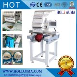 Holiauma Design Software gratuit 1 tête 15 Machine à broder en couleur Happy Type Cap Machine à broder la lentille plate