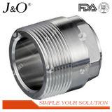 Accoppiamento di tubo flessibile sanitario dell'accessorio per tubi del puntale del tubo del tubo flessibile dell'acciaio inossidabile