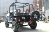 Movimentação de eixo ATV elétrico para a exploração agrícola