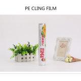 Поставляя еду PE пользы льнет пленка, пакет фильмов