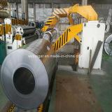 coupure lourde de bobine du poids 30-45t à la ligne de longueur