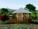 Tent van het Huis van de luxe de Prefab voor het Kamperen Visserij Travaling