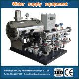"""""""Non-Negative pression """" Système d'approvisionnement en eau sous pression"""