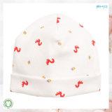 男女兼用の赤ん坊のアクセサリの有機性綿の幼児の帽子