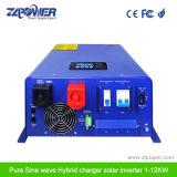 Чисто инвертор солнечной силы волны синуса с регулятором MPPT солнечным