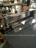 Através do corte, material de isolamento, fita laminada multi-fita, motor importado, máquina de corte