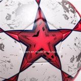 Billes de football d'intérieur de Futsal de la taille 4 de cuir véritable