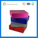 Коробка нестандартной конструкции Corrugated с полным печатание чертежа (коробка почтоотправителя автоматическ-замка corrugated)