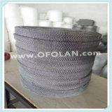 Engranzamento de fio do filtro do Vapor-Líquido niquelar para a largura química 1000mm do equipamento