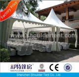 tent van de Markttent van de Luifel van Gazebo van de Pagode van de Tuin van 5X5m de Openlucht voor Verkoop