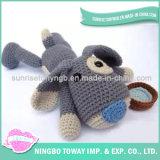 Crianças bebé suave barato chinês bricolage tricot de brinquedos