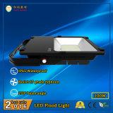 스포츠 분야를 위한 투광램프 3 년 보장 100W IP65 LED