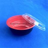 Vacío modificado para requisitos particulares de la caja de embalaje de la ampolla que forma el tazón de fuente de ensalada plástico