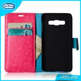 Bolsa Wallet Leather Flip para Samsung