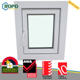 UPVC/PVC энергосберегающее Casement нажима окно и дверь вне