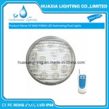 Hohe Leistung 54W RGB PAR56 LED Unterwasserpool-Licht schwimmend