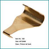 ホーム額縁のハードウェアのための柵の壁掛け用の金具のホック
