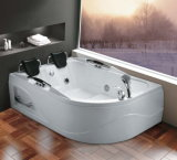 Massage Bathtub for Two Persons-19 Years off OEM/ODM Experiment