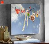 Belle décoration toile Peinture d'huile d'impression