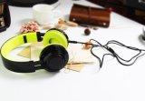新しい無線ステレオのカードの概要のヘッドバンドのBluetoothのイヤホーン