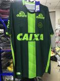 De Groene Voetbal Jerseys van Chapecoense