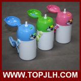 Sublimação Garrafa de água plástica para crianças de impressão 3D