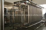 A fábrica produz tanques de tratamento de água em aço inoxidável Equipamento