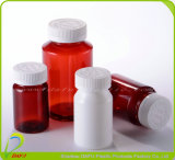 Botella de plástico de medicina farmacéutica para mascotas
